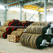 Steel Pulley / Rubber Pulley / Belt Pulley / Conveyor Drive Pulley